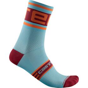 Castelli Prologo 15 Socks, celeste